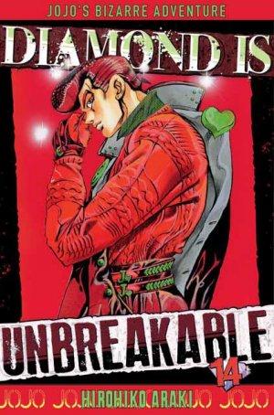 couverture, jaquette Jojo's Bizarre Adventure 14 Partie 4 Diamond is unbreakable (Tonkam) Manga