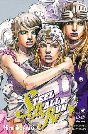 Jojo's Bizarre Adventure - Steel Ball Run T.22