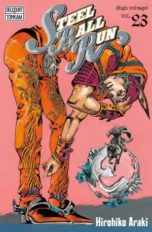 Jojo's Bizarre Adventure - Steel Ball Run T.23