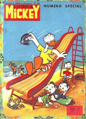 Le journal de Mickey 422