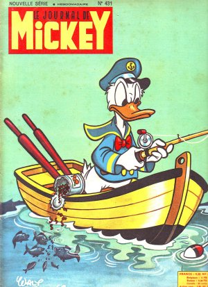 Le journal de Mickey 431
