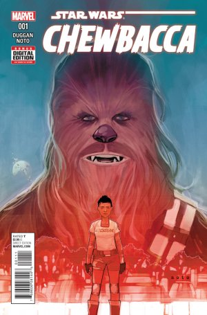 Chewbacca # 1 Issues V1 (2015)