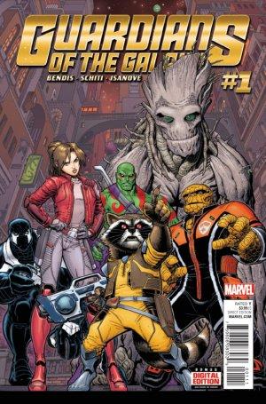 Les Gardiens de la Galaxie édition Issues V4 (2015 - 2017)