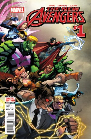 New Avengers édition Issues V4 (2015 - 2016)