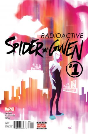 Spider-Gwen édition Issues V2 (2015 - 2018)