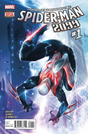 Spider-Man 2099 édition Issues V3 (2015 - 2017)