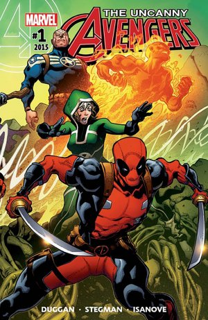 Uncanny Avengers édition Issues V3 (2015 - 2017)