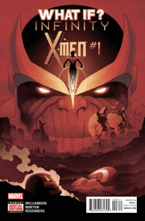 What If? Infinity - X-Men # 1 Issues V1 (2015)
