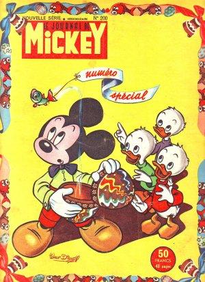 Le journal de Mickey 200