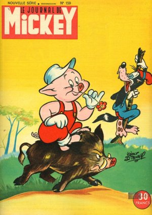 Le journal de Mickey 159