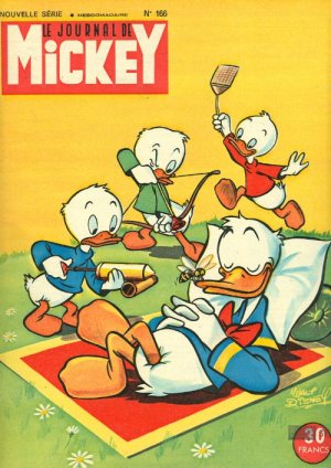 Le journal de Mickey 166