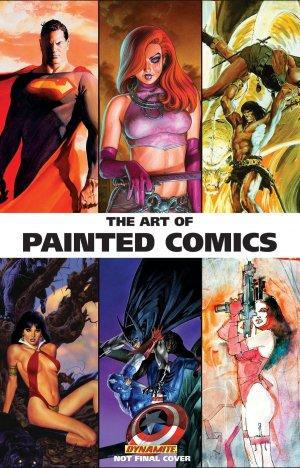 Painted Comics - De la Toile à la Planche édition TPB Hardcover (cartonnée)