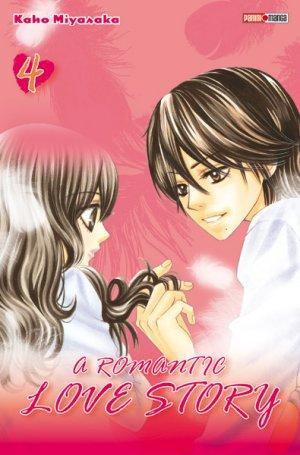 couverture, jaquette A Romantic Love Story 4  (Panini manga)
