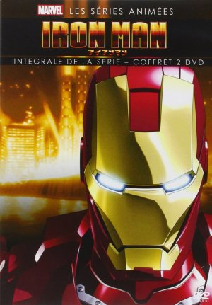 Iron Man (Marvel anime) édition Simple