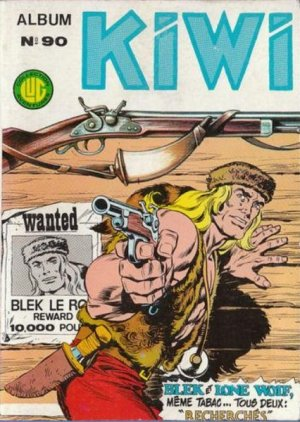 Kiwi # 90 Intégrale