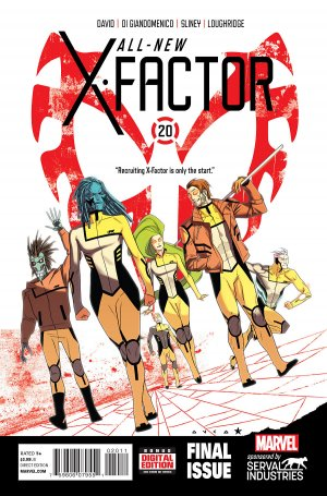 All-New X-Factor 20