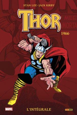 Thor # 1966 TPB Hardcover - L'Intégrale