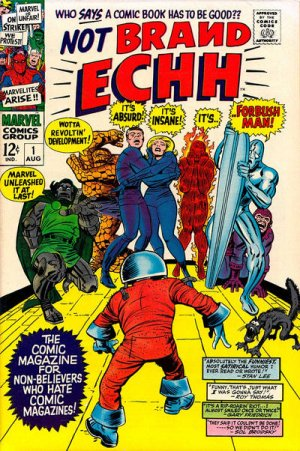 Not Brand Echh # 1 Issues V1 (1967 - 1969)