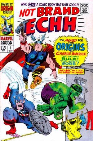 Not Brand Echh # 3 Issues V1 (1967 - 1969)