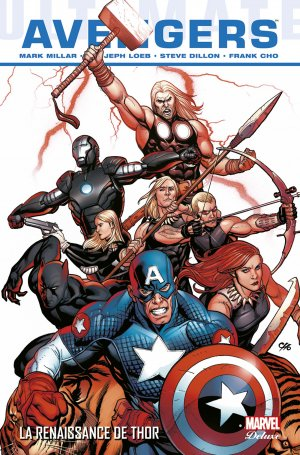 Ultimate Avengers #2