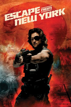 Escape from New York édition TPB softcover (souple)
