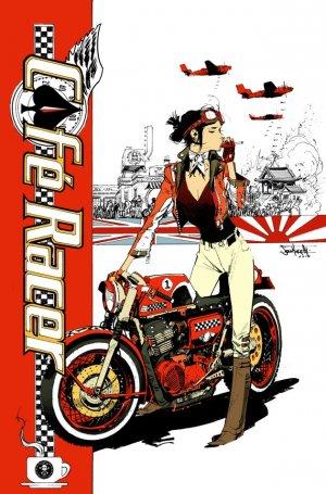 Café Racer - The Sean Murphy Apprenticeship édition TPB softcover (souple)