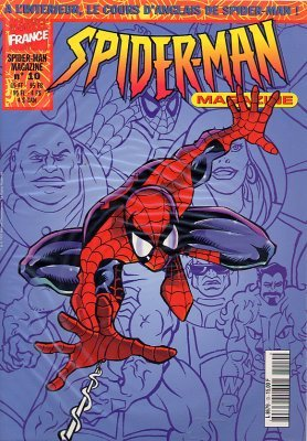 Spider-man Magazine édition Kiosque (1997)