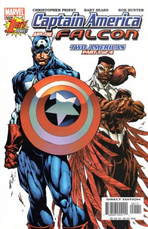 Captain America and the Falcon édition Issues V1 (2004 - 2005)