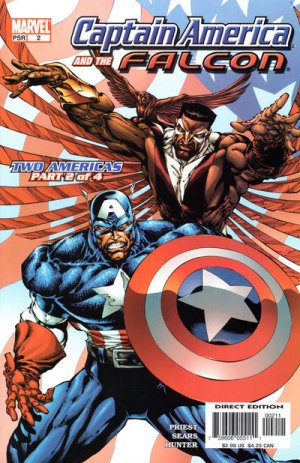 Captain America and the Falcon # 2 Issues V1 (2004 - 2005)