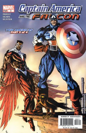 Captain America and the Falcon # 3 Issues V1 (2004 - 2005)