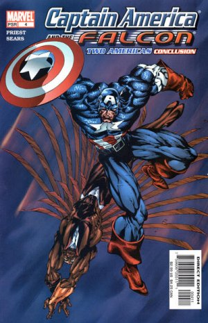 Captain America and the Falcon # 4 Issues V1 (2004 - 2005)