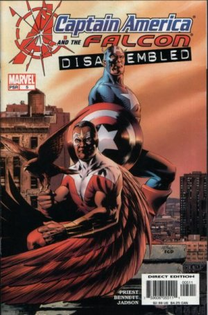 Captain America and the Falcon # 5 Issues V1 (2004 - 2005)