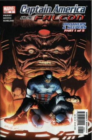 Captain America and the Falcon # 8 Issues V1 (2004 - 2005)