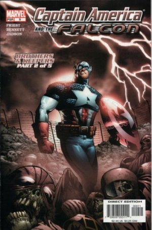 Captain America and the Falcon # 9 Issues V1 (2004 - 2005)