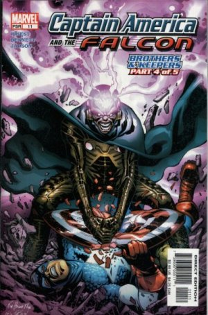 Captain America and the Falcon # 11 Issues V1 (2004 - 2005)