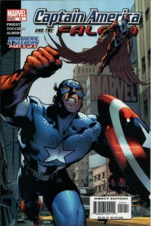 Captain America and the Falcon # 12 Issues V1 (2004 - 2005)