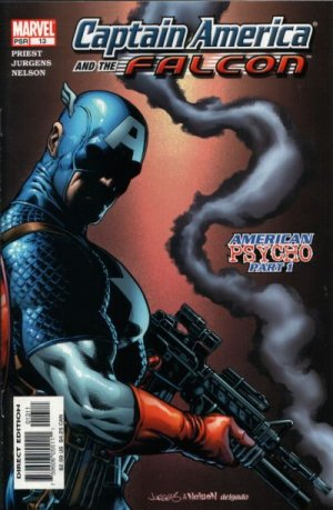 Captain America and the Falcon # 13 Issues V1 (2004 - 2005)