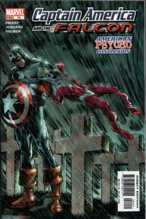 Captain America and the Falcon # 14 Issues V1 (2004 - 2005)