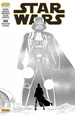 Star Wars - Darth Vader # 4 Kiosque V1 (2015 - 2017)