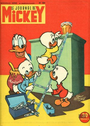 Le journal de Mickey 180