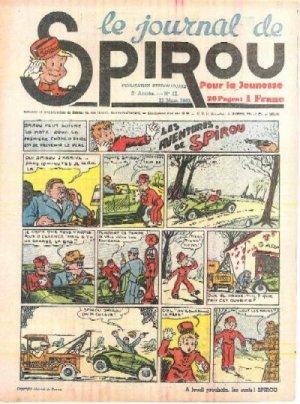 Le journal de Spirou # 101