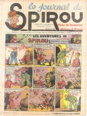 Album Spirou (recueil) # 102