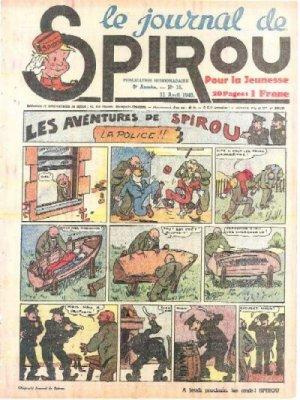 Le journal de Spirou # 104