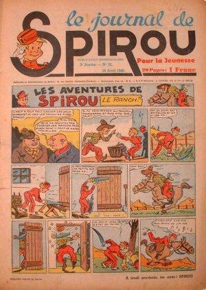 Le journal de Spirou # 105
