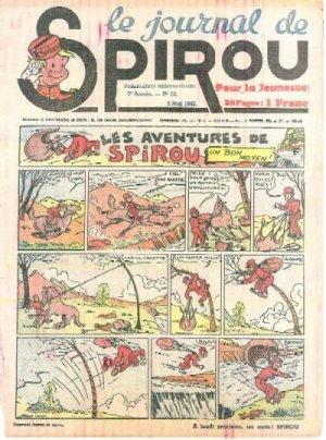 Album Spirou (recueil) # 107