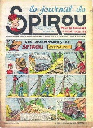 Le journal de Spirou # 123