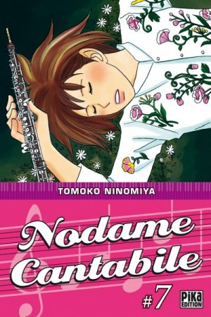 couverture, jaquette Nodame Cantabile 7  (Pika)