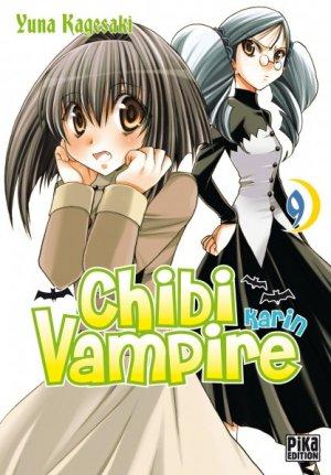 Chibi Vampire - Karin T.9