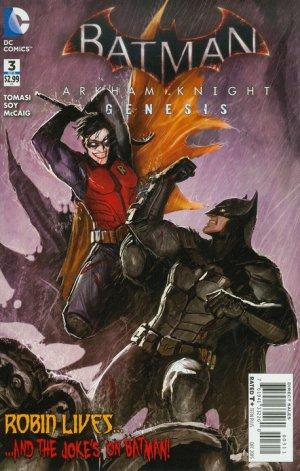 Batman - Arkham Knight - Genesis # 3 Issues (2015 - 2016)
