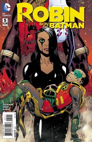 Robin - Fils de Batman # 5 Issues V1 (2015 - 2016)